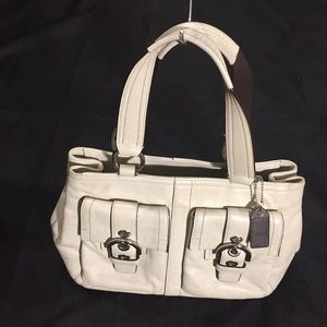Coach Bag Leather Shoulder SOHO G06Z-8A09